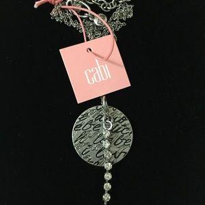 Cabi Charm Pendant Necklace
